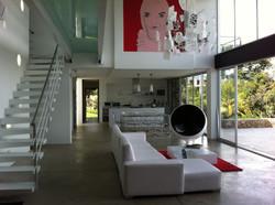 Arquitectura Casa Chinauta