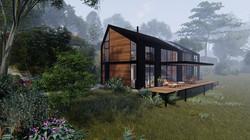 Render Diseñor Arquitectónico Casa Martín