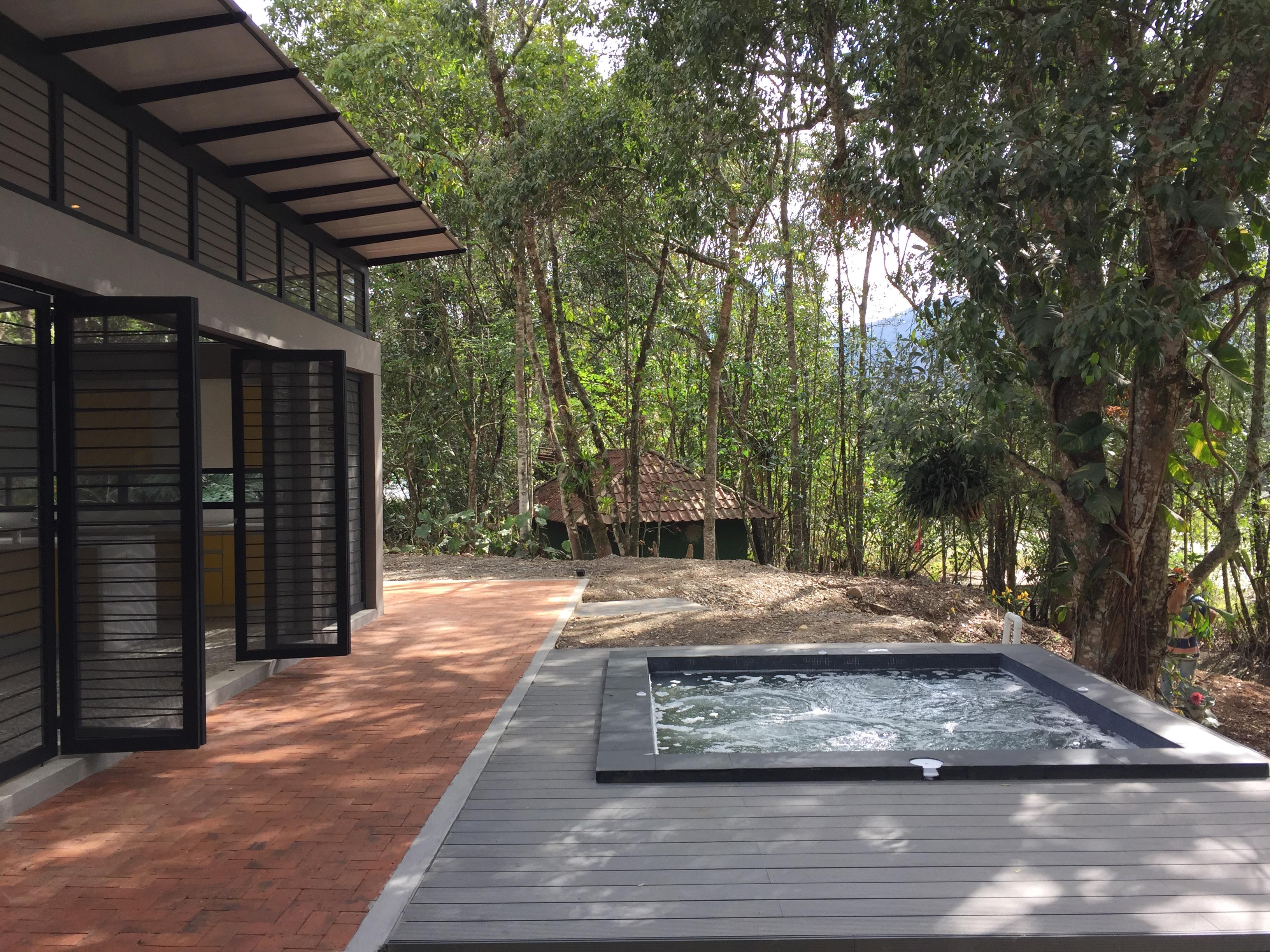 Arquitectura casa campestre en Pacho Cundinamarca