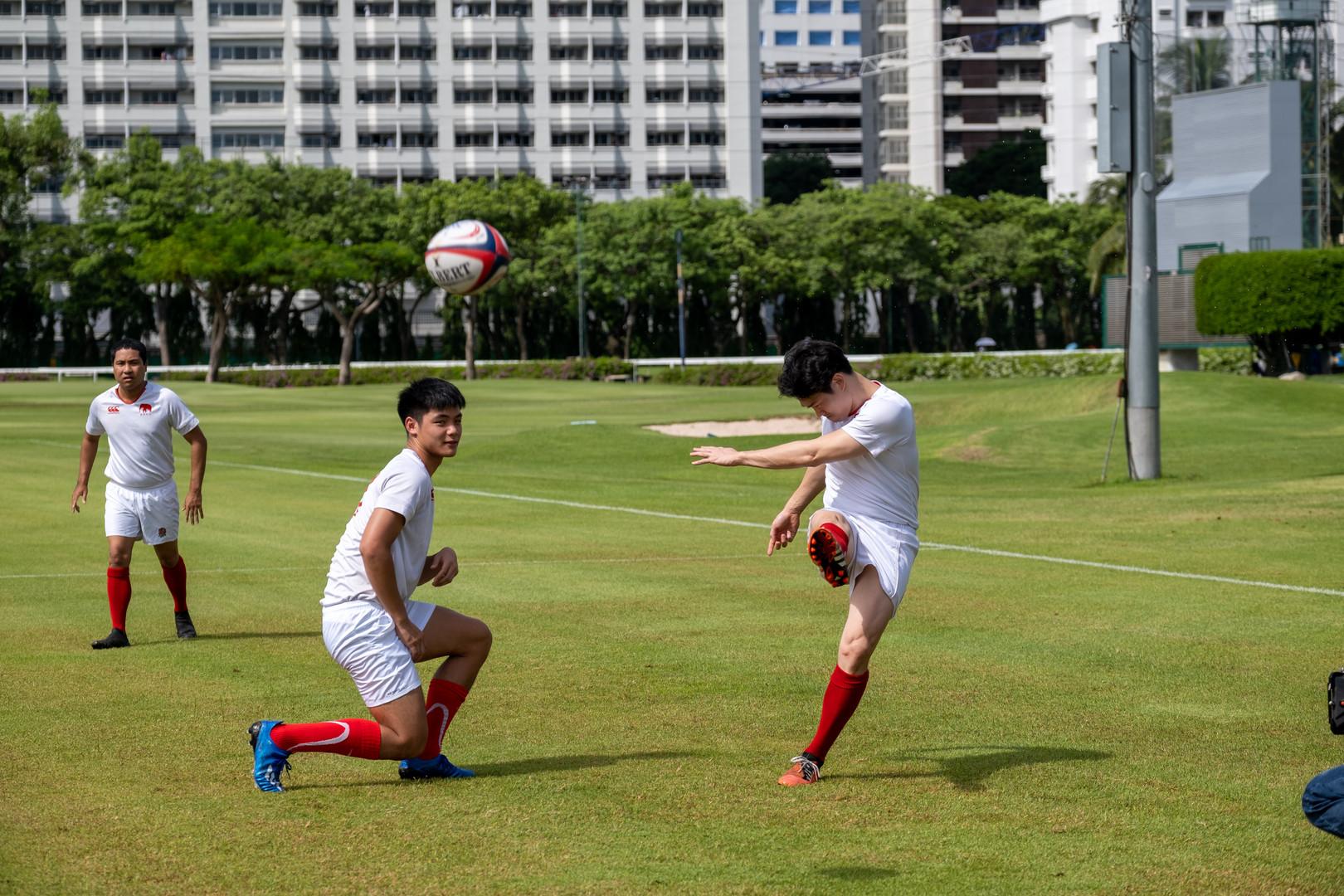 Client: Royal Bangkok Sports Club