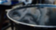 Collection argent carbone pour Yvon Leroux argentier par Arnold Ory