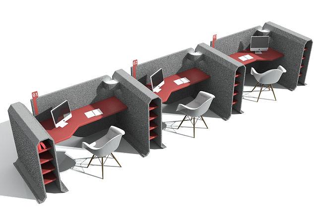 Architecture intérieur Cabinet Claisse et associés Arnold Ory
