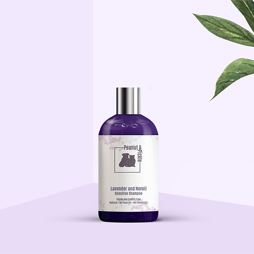 Lavender and Neroli Sensitive Shampoo