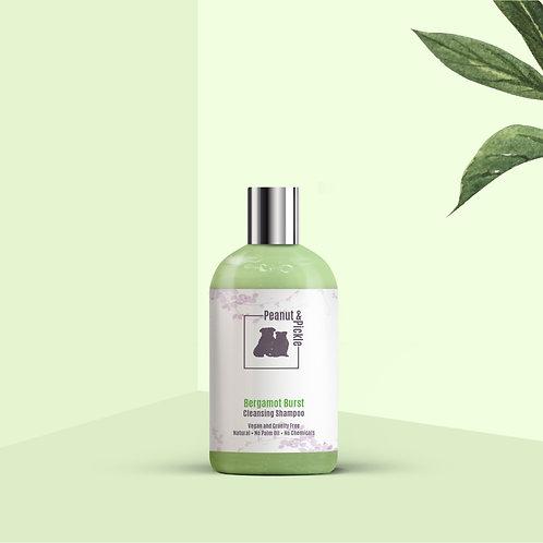 Bergamot Burst Cleansing Shampoo