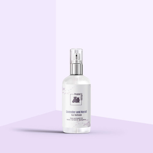 Lavender and Neroli Perfume