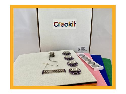 e-textiles kit