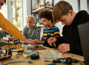 Makerspace - Developing Creative Thinking