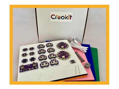 Super e-textile kit