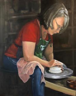 """""""The Ceramicist"""""""