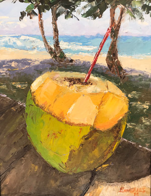 """Coconut Breeze"""