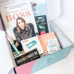 Thinking Like a Boss Box