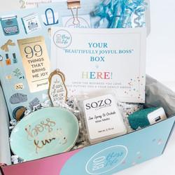 Beautifully Joyful Boss Box
