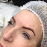 MicroBlading Alison Petitjean Darlington, Semi Permanent Eyebrows, Sombre Brows