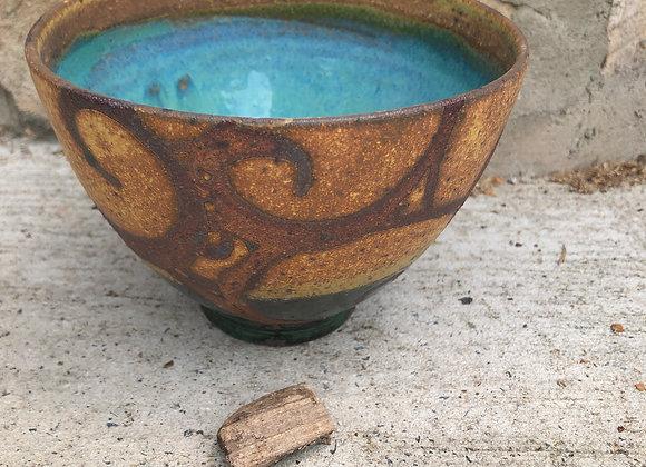 starshine/sun yellow little tim bowl