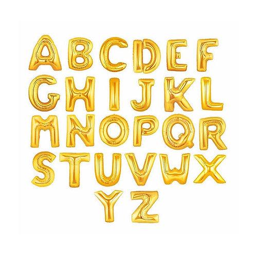Буквы (лат.) Золото