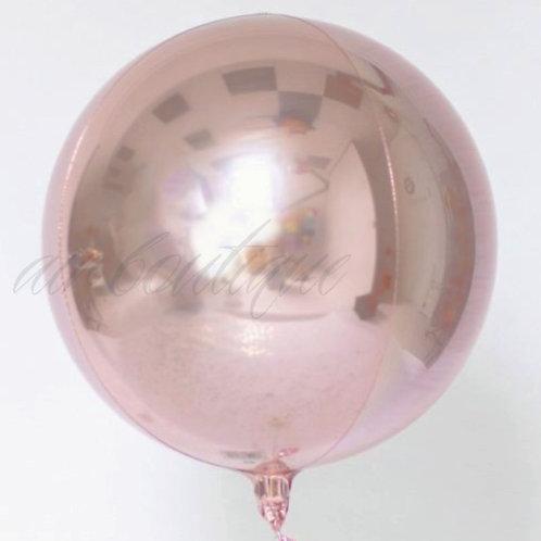 Шар-сфера Розовый