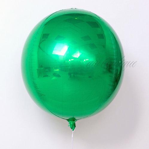 Шар-сфера Зеленый