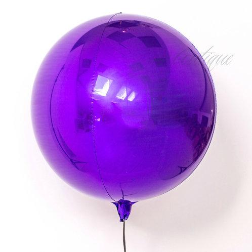 Шар-сфера Фиолетовый