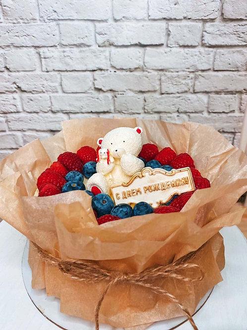 """Торт """"На день рождения"""""""