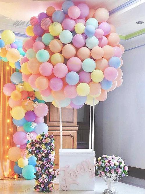 """Оформление """"Большой воздушный шар"""""""