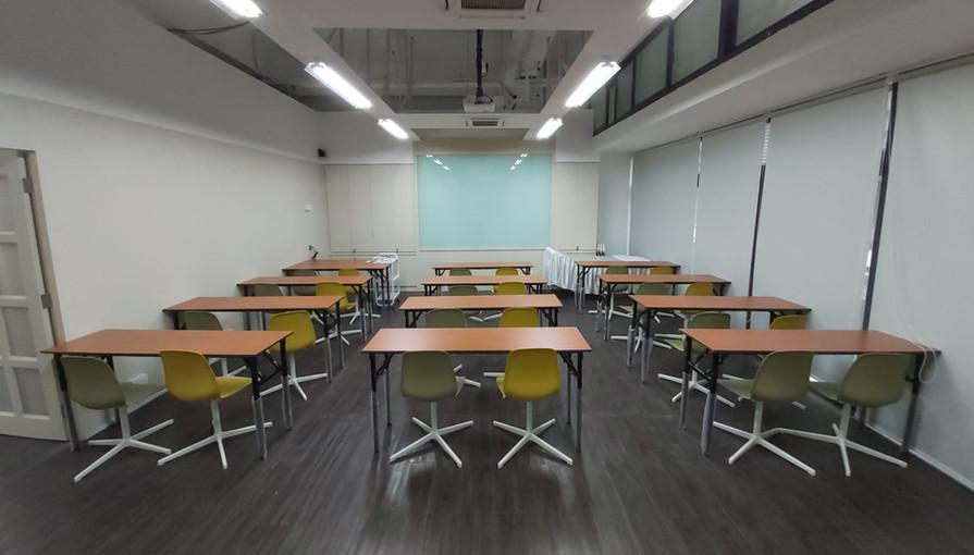 Singapore Office Seminar Room