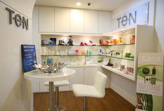 TEN Science counter in PJ office