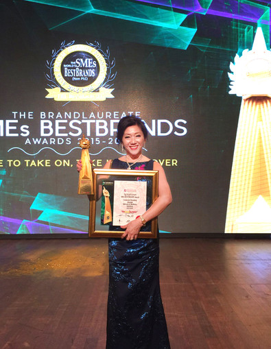 The SME Best Brands Award 2015 to 2016
