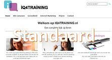 Standaard trainingen