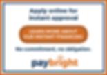 PayBright Apply Button Meadowbrook Animal Clinic Edmonton
