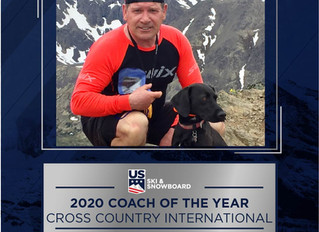2020 Coach of the Year