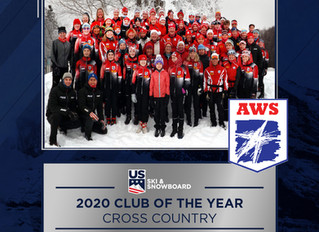 2020 Club of the Year