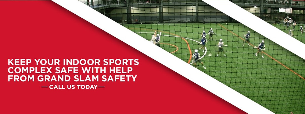 indoor lacrosse field design