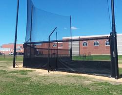 backstop netting