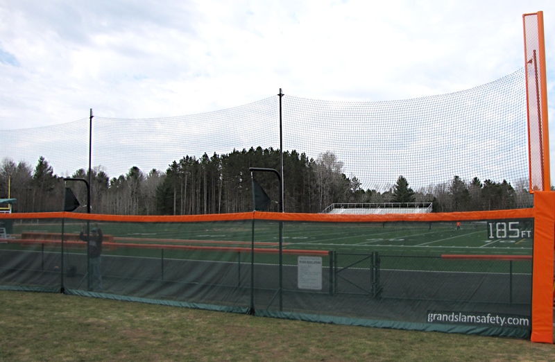 Baseball Fence Outfield Fence Grand Slam Safety