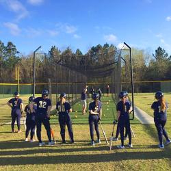 softball batting cage