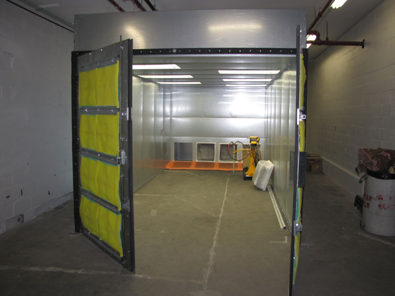 GSS Spray Booth