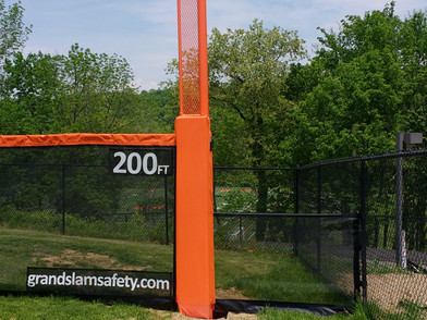 SPECTO Softball Fencing System Install in Connecticut