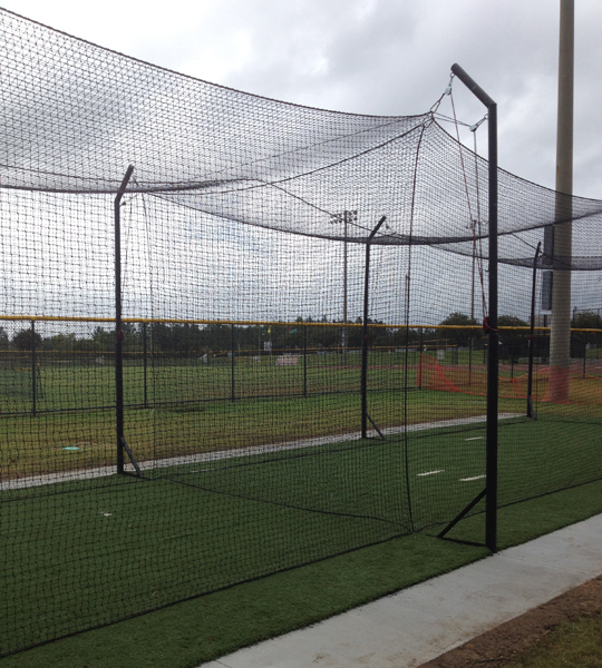 SPECTO Batting Cage System
