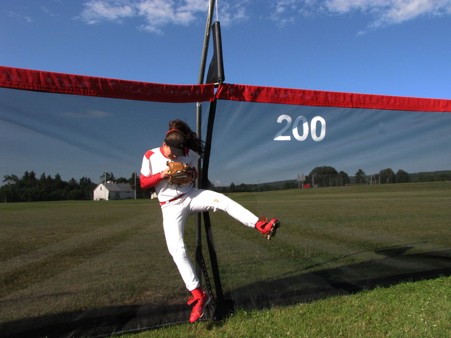 SPECTO Softball Fence