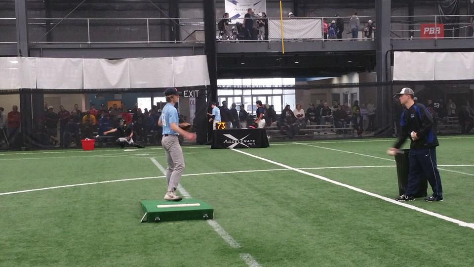 SPECTO Indoor Baseball