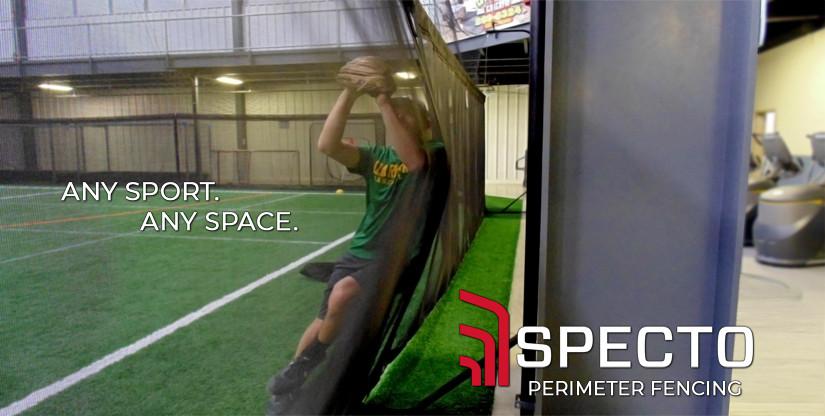 SPECTO Indoor Perimeter Fence