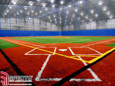 Finch Creek Field House goes full SPECTO®