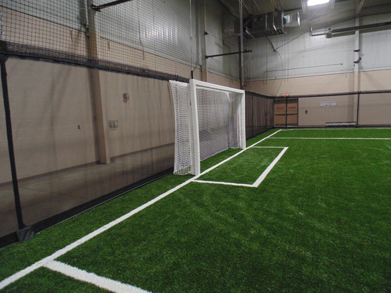Custom Soccer Goals