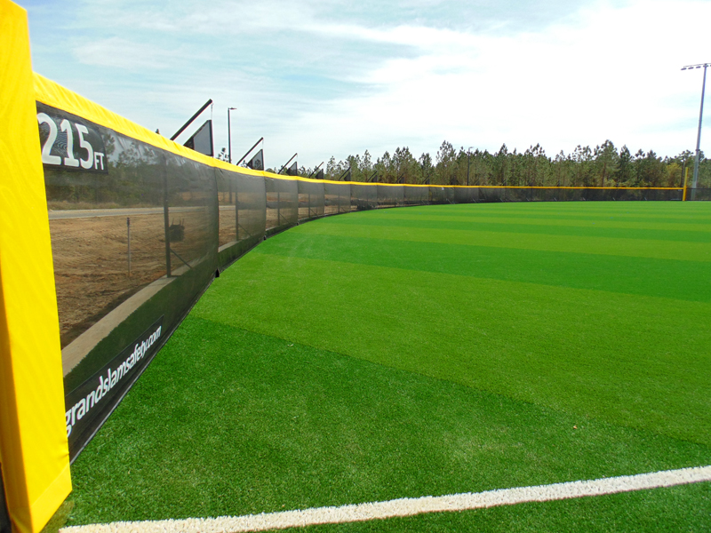 Superior Outfield Fencing