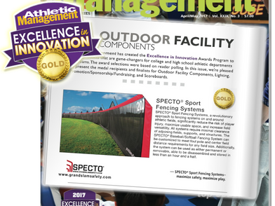 SPECTO® Wins Gold!