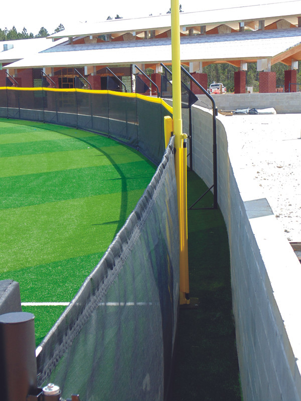 SPECTO Outfield Fence