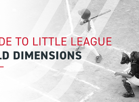 Guide to Little League Field Dimensions