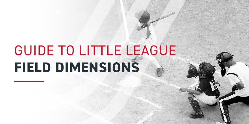Little League Field Dimensions Guide