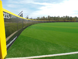 outfield-fence