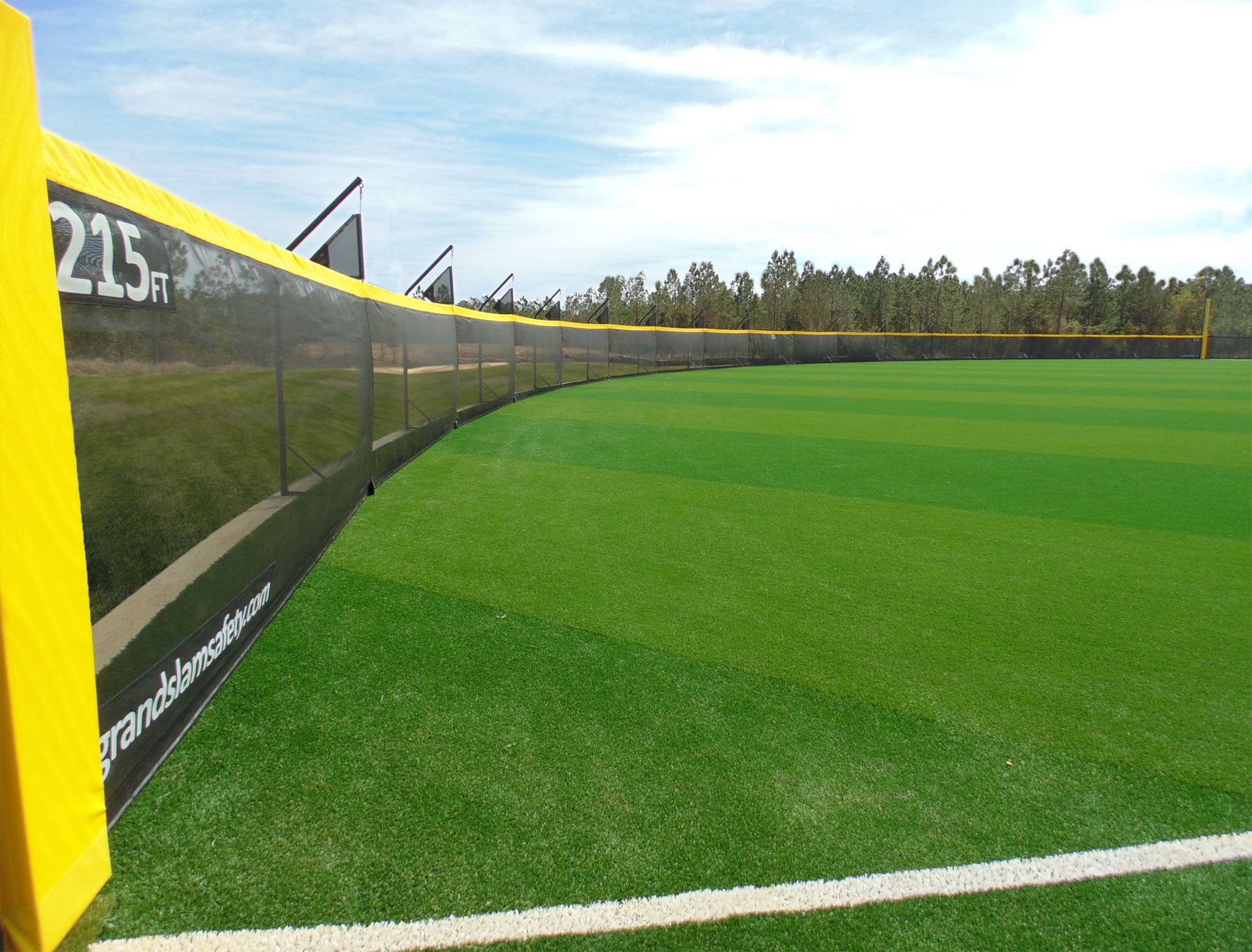 SPECTO - Baseball Safety Fencing